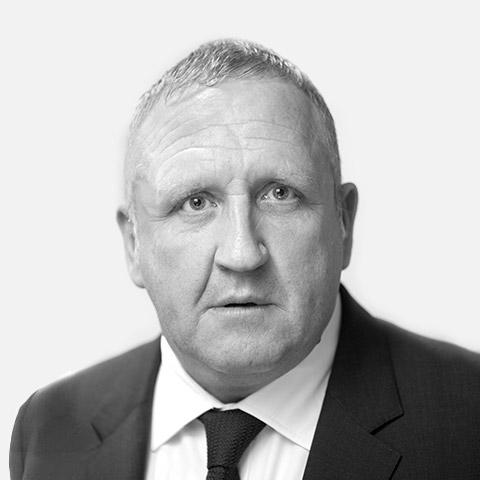 John David Baycroft (MBE, CGC), VicePresident, SpecialProjects, Arcanum Global